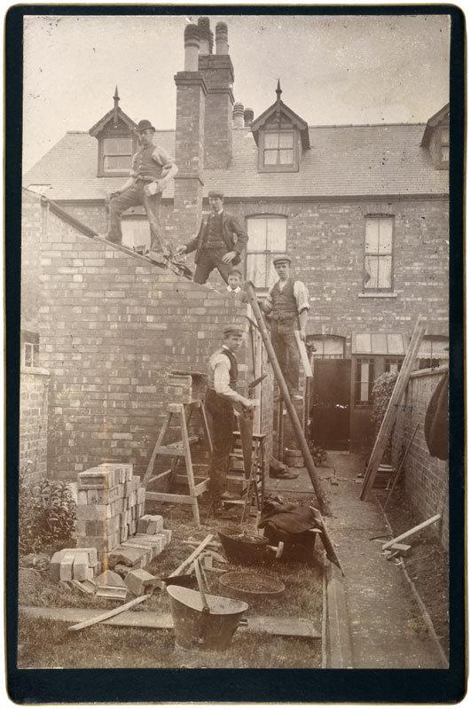 Portrait of Builders
